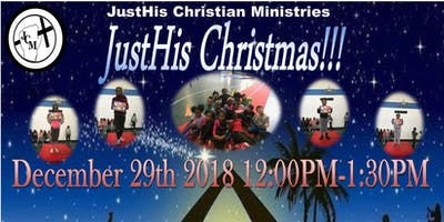 JustHis Christmas!!!