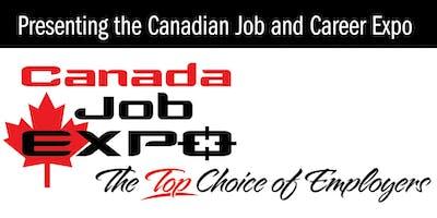 Canada Job Expo May 2019 Edition