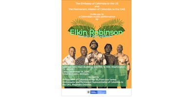 Holiday Celebration with Colombian Caribbean Sounds