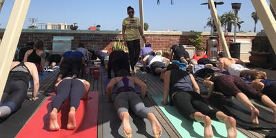 Sunday Yoga at Road Runner Sports San Diego