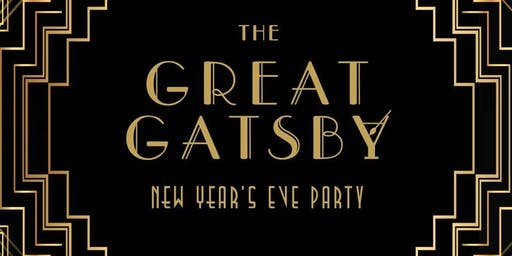 great gatsby new years eve bash