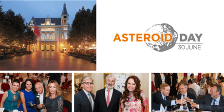 Asteroid Day Gala Dinner billets