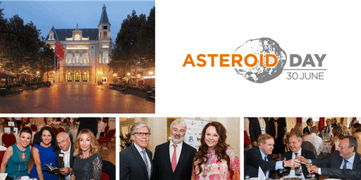 Asteroid Day Gala Dinner