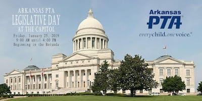 Arkansas PTA Legislative Day at the Capitol