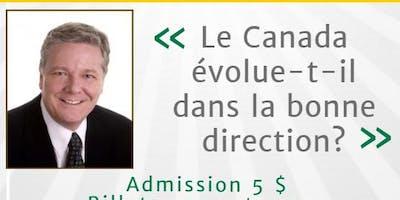 Benoît Pelletier - Le Canada évolue-t-il dans la bonne direction