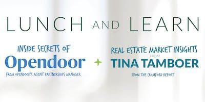 Top Secrets of Open Door & Tina Tambore