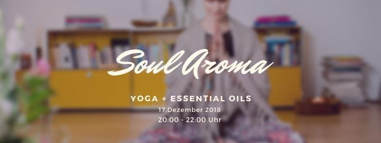 Soul Aroma Yoga Klasse