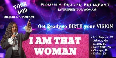 I Am That Women Prayer Breakfast