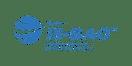 IS-BAO Workshops: Houston, TX USA