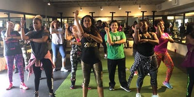 Zumba with Fit and Fine