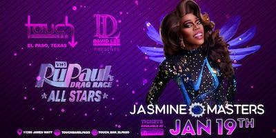 Jasmine Masters • RuPaul's Drag Race All-Stars Season 4 • Live at Touch Bar El Paso