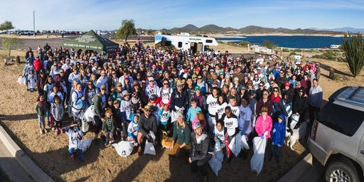 Impact Friday Cleanup at Lake Pleasant