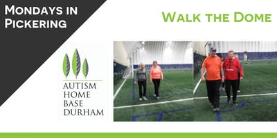 Walk the Dome - For Adults with Autism + Their Families