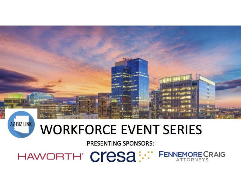 WORKFORCE EVENT: 2019 Economic Forecast & Projected Workforce Trends