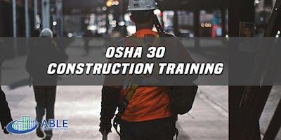 OSHA 30 Construction Training NYC