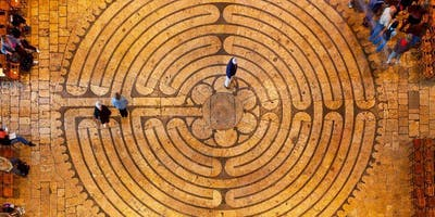 Symbolism of the Labyrinth & December Raleigh Acts of Kindness