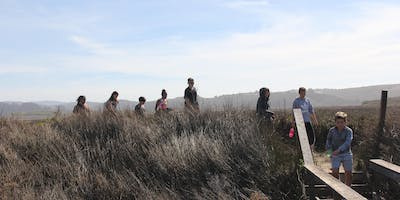 Spring Break (SFUSD) Earth Discovery Camp (March 25-29)