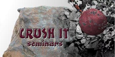 Crush It Prevailing Wage Seminar January 23, 2019 - Bakersfield