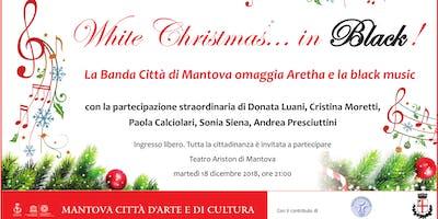 White Christmas...in Black