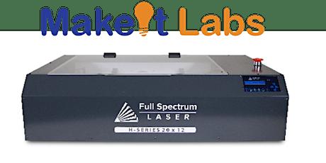 Full Spectrum Laser Training tickets