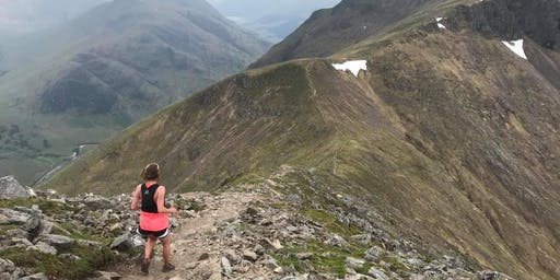 Guided Fell Running Weekend, Glencoe (22nd & 23rd June)