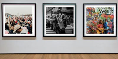 "Social Photo Show - ""Images of Protest & Dissent"""