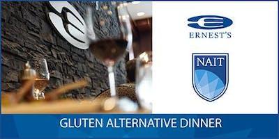 Gluten Alternative Wine Dinner