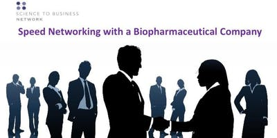Speed Networking with a Biopharmaceutical Company (Gilead)