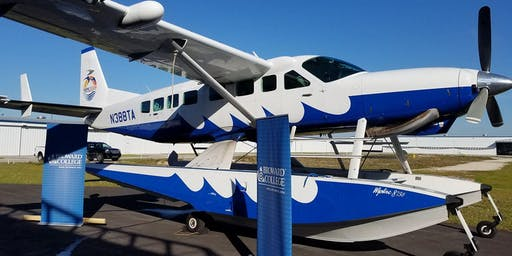 Broward College Aviation Institute Tour (Thursdays 3pm)