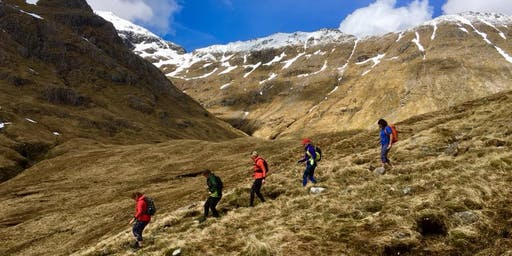 Guided Trail Running, Glencoe (Single Day - 27th or 28th July)