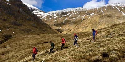 Guided Trail Running, Glencoe (Single Day - 31st/1st)