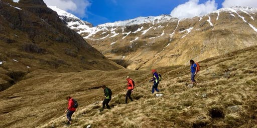 Guided Trail Running Weekend, Glencoe (31 Aug & 1st Sep)