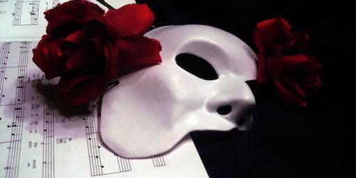 Phantom of the Ballroom | A Murder Mystery Dinner Theatre Event