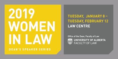 2019 Women In Law Dean\