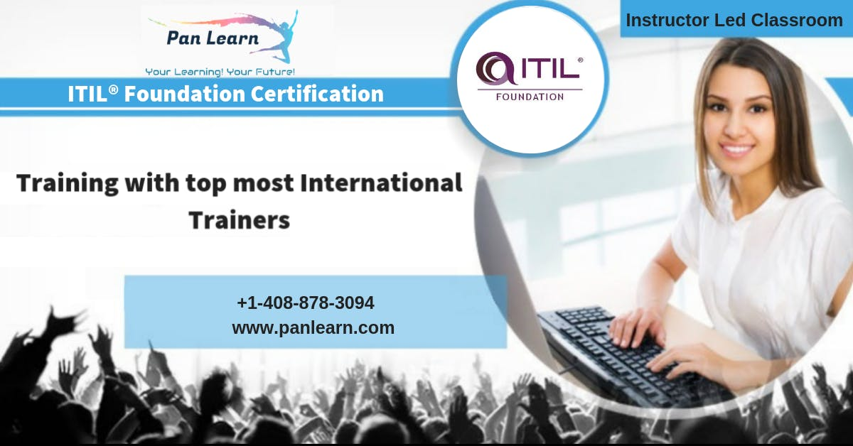 Itil Foundation Classroom Training In Chicago Il 28 Feb 2019