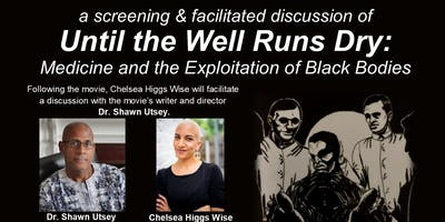 Screening and Facilitated Discussion: Until the Well Runs Dry