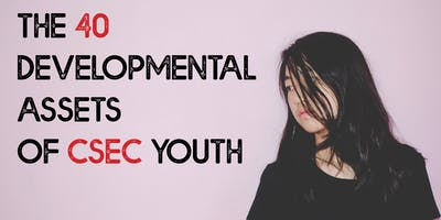The 40 Developmental Assets of CSEC Youth