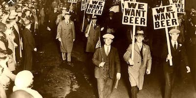 Prohibition Gangster and Flapper Pub Crawl and Movie Short