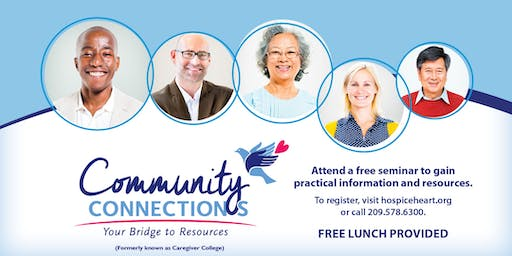 Stockton Community Connections: Finding Alternative Help - What to do when caregiving becomes too difficult