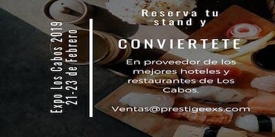 10a Expo Internacional Los Cabos 2019 (Hotel & Restaurant Suppliers show)