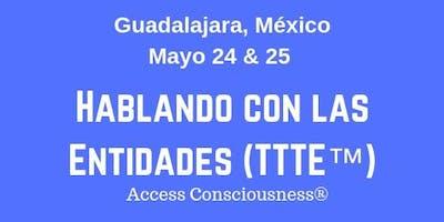 Hablando con las Entidades - Guadalajara