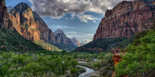 Utah Master Naturalist Desert Explorations Course - Zion National Park & St. George area