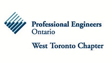 West Toronto Chapter Professional Engineers Ontario logo