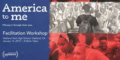 America to Me Workshop