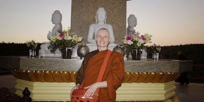 WEEKEND RETREAT: Loving-Kindness, a Mettā Retreat with Ayya Vimala