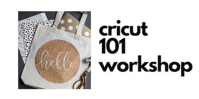 Cricut 101 Workshop