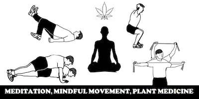 Meditation, Mindful Movement, Plant Medicine Workshop
