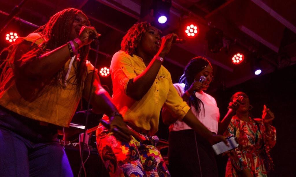 Afro Karaoke Chicago