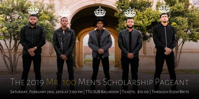 The 2019 Mr. 100 Men's Scholarship Pageant