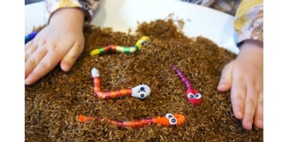 Mudgee School Holiday Activity - Digging for Worms (Ages 3-5)